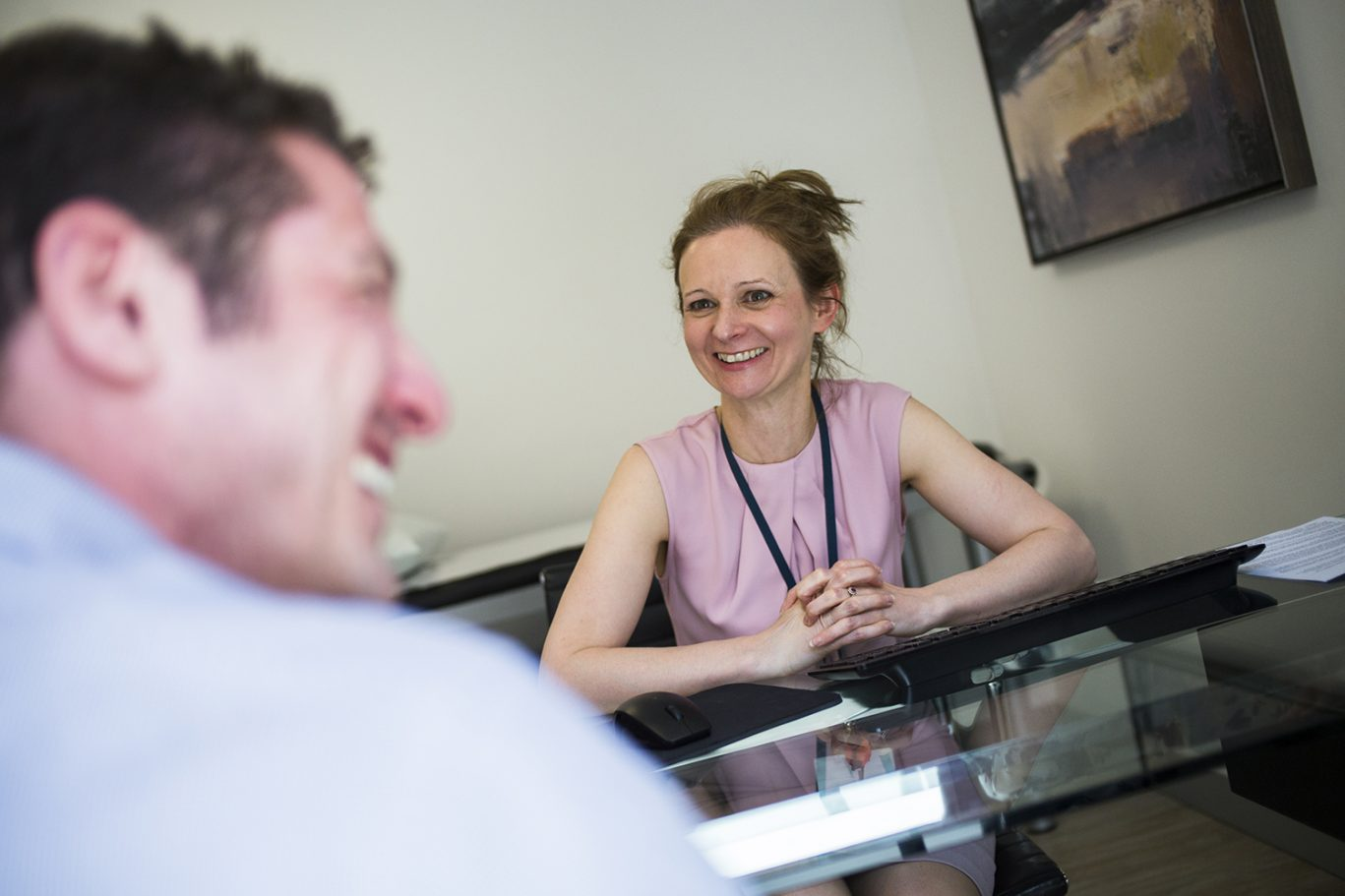 Dr Anna Carby, Medical Director, Boston Place